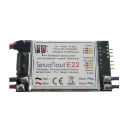 Servonaut E22