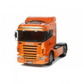 Scania R470 Highline Orange 4x2
