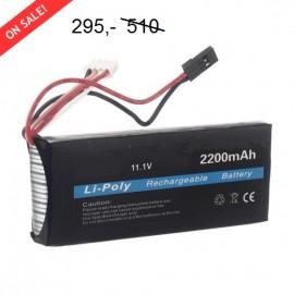 Fjernkontroll Batteri Graver