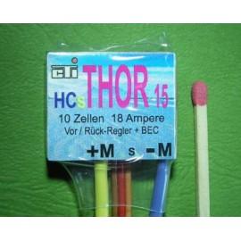 Thor 15HC LiPo & NiMh