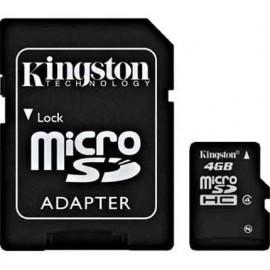 Beier - Micro SD kort - 4 GB