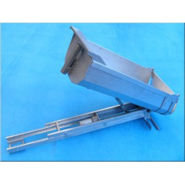 Sandmaster370TAM inkl tippsystem & chassis