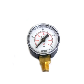 Premacon Manometer 0-40 bar