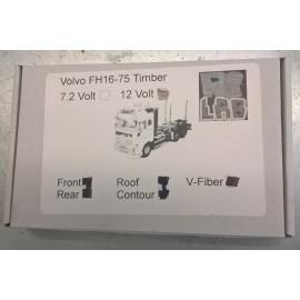 Lys-kit Volvo FH16 - 7.2v