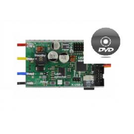 Beier SFR-1 ESC/Lyd/Lys (MED DVD)