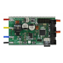 Beier SFR-1 ESC/Lyd/Lys (UTEN software)