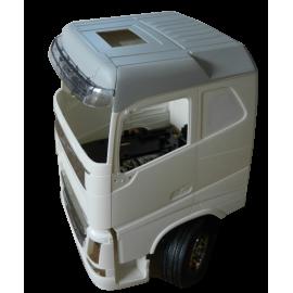 Lavt tak - Tamiya Volvo FH16-750