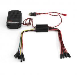 LB20 lyd/lys modul