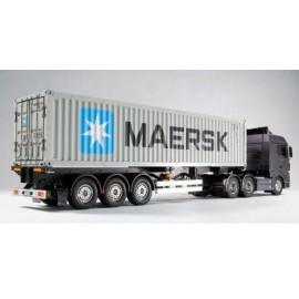 Konteinertralle Maersk 40ft 3 akslet