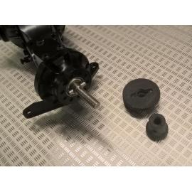 Adapter Tamiya forfelg til drivende aksling