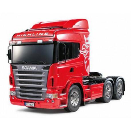 Scania R620 Highline 6x4