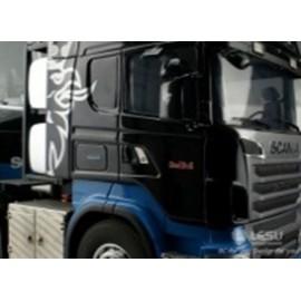 Scania dør Logo