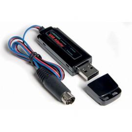 Usb adapter Sanwa SD-10G og GS