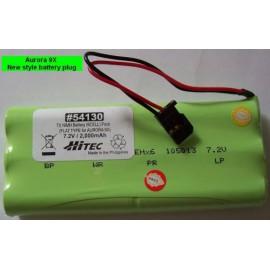 Fjernkontroll Batteri SD-10gs -Aurora 9x