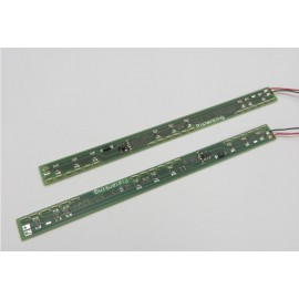 Pistenking 3x6 dioder 100mm