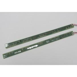 Pistenking 5x5 dioder 130mm