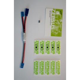 Magnetisk Strømbryter 7A Med ladeuttak