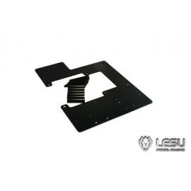 Monteringsplate førerhus - stål