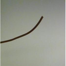 Brun kabel 0.22 mm