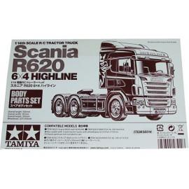 Scania R hyttesett