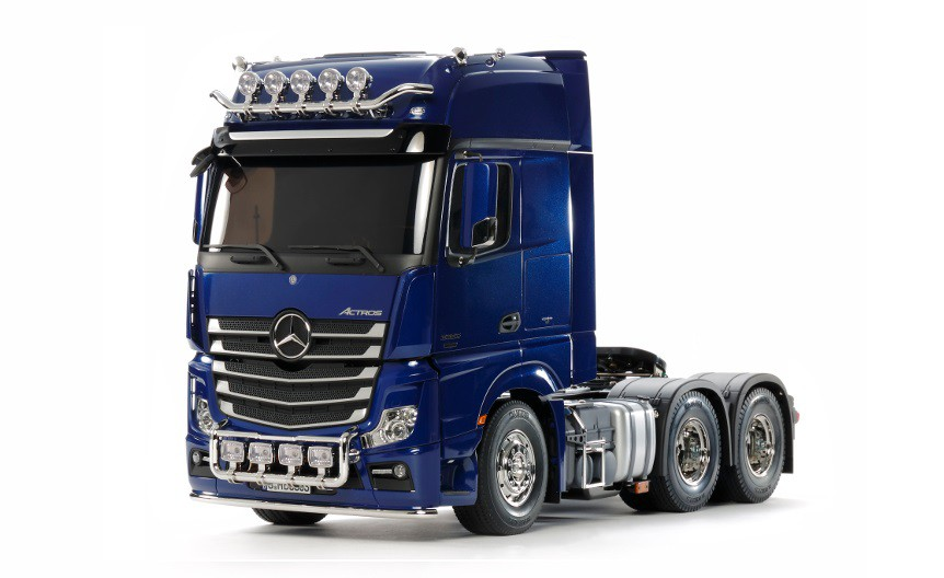Actros Pear Blue